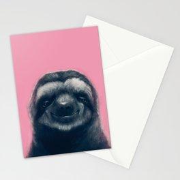 Sloth #1 Stationery Cards
