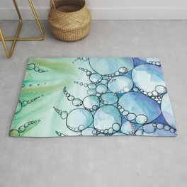 Reaching Out Rug