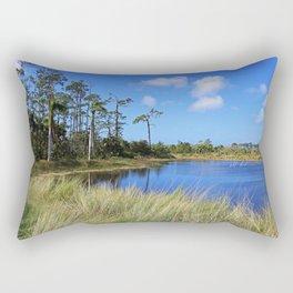 Against the Wind Rectangular Pillow