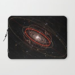 Space & Particles - GodEye 02 Laptop Sleeve