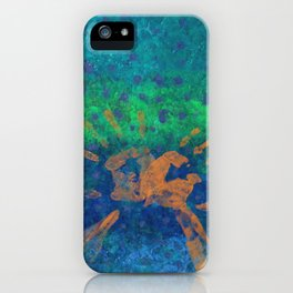The Day the Sky Fell iPhone Case