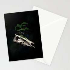 The Third Sanctuary in Space Stationery Cards