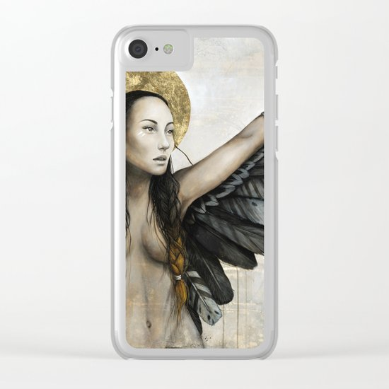 Soledad Clear iPhone Case