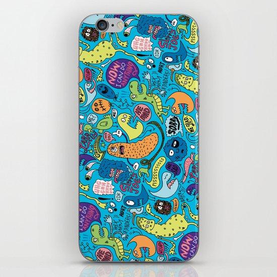 Gettin' Loose Pattern iPhone & iPod Skin