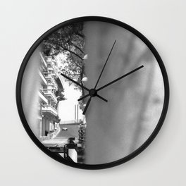 nouvelle chicane Wall Clock