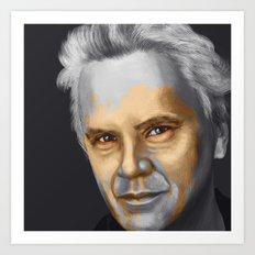 Tim Robbins Art Print
