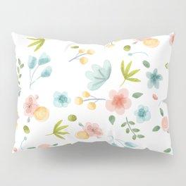 Flower Bed Pillow Sham