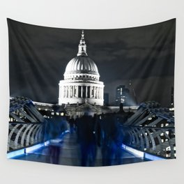 Ghosts of St Paul's Wall Tapestry
