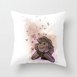 Asexuality - I Am Not Broken Throw Pillow