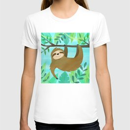 Cute Sloth T-shirt