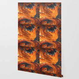 Lava Art Wallpaper