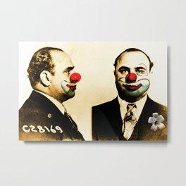 LOL Capone Metal Print