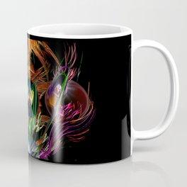 Art Deco Birds of Paradise Coffee Mug