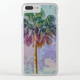 Peaceful Day Clear iPhone Case