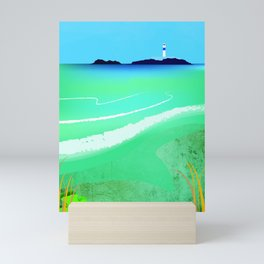 Rockabill Lighhouse Mini Art Print