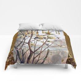 Bees Matter Comforters