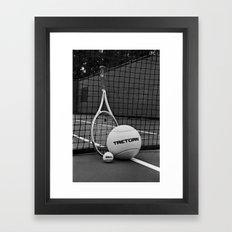 Love-30. Framed Art Print