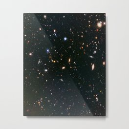 Galaxy Cluster Abel Metal Print