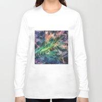 ladybug Long Sleeve T-shirts featuring ladybug by Julia Kovtunyak