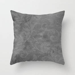 Winds in Overcast Throw Pillow