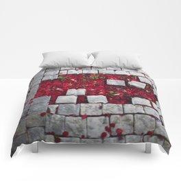 Fallen Petals Comforters
