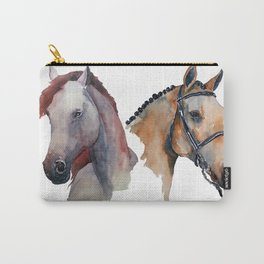 Horse #6 Carry-All Pouch