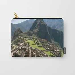 Machu hu Peru Carry-All Pouch
