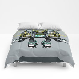 Rise And Amplify Comforters