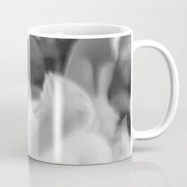 Blured white peonies Coffee Mug