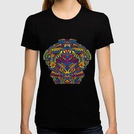 Groovy Doodle Colorful Art T-shirt