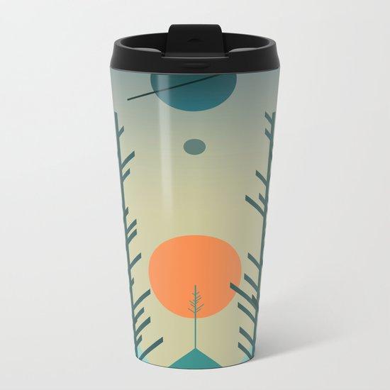 Alignment Metal Travel Mug