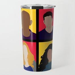 Sense8 Colors Travel Mug