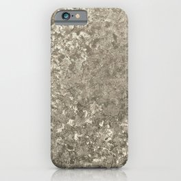 Crushed velvet iPhone Case