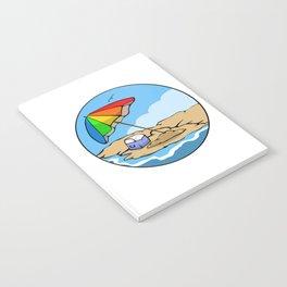Summer Umbrella Notebook