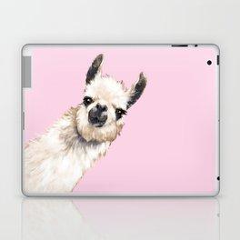 Sneaky Llama Laptop & iPad Skin
