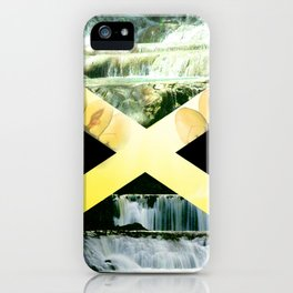 She Ja Makes I and I love her iPhone Case
