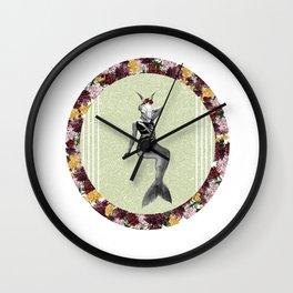 Capricorn - A Zodiac Sign Series Wall Clock