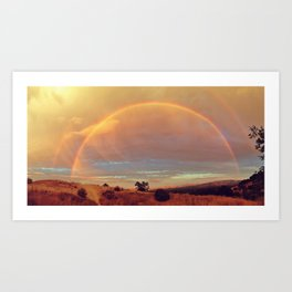 the definition of beauty Art Print