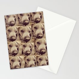 Dogs are Family Stationery Cards