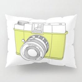 Diana F+ Glow - Plastic Analogue Camera Pillow Sham