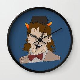 Fandom Monster Wall Clock