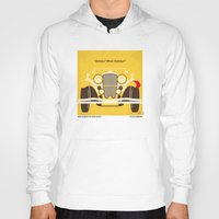 fitzgerald Hoodies featuring No206 My The Great Gatsby minimal movie poster by Chungkong