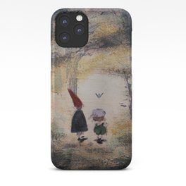 Into the Unknown - Over the Garden Wall iPhone Case