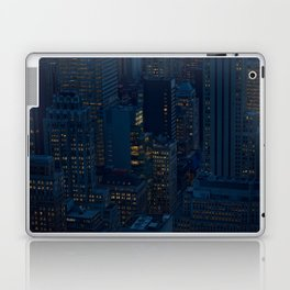 City Lights #1 Laptop & iPad Skin