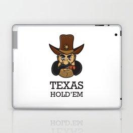 Texas hold 'em Laptop & iPad Skin