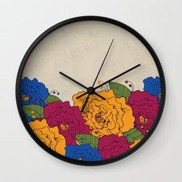 Pre Pop Wall Clock