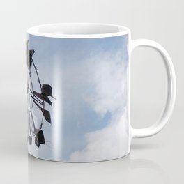 Left to the Elements...Abandoned Windmill Coffee Mug
