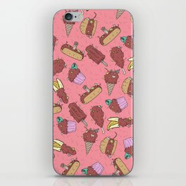 dead food iPhone Skin