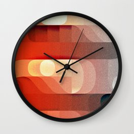 Amazing Stair Cases Wall Clock