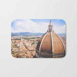 Il Duomo di Firenze Bath Mat